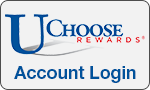 UChoose Account Login