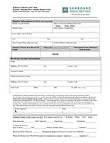 Wire Transfer Form - Foreign